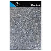 Glitter Pad Silver 10 Sheets