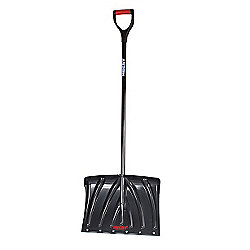 Strong Durable 46cm Snow Shovel - with Hand Grip