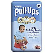 Huggies Pull-Ups Potty Training Pants - Size 5 - Boy - 14 Pack