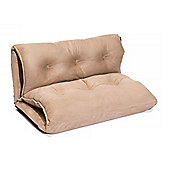 Sofa Collection Aubin Futon Sofabed - 1 Seat - Beige