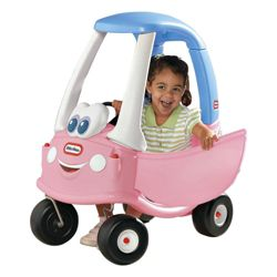 Little Tikes Princess Coupe Ride-On Car