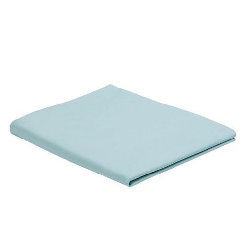 Tesco King Size Fitted Sheet, Aqua