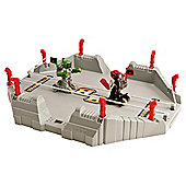 Battroborg Robot Arena Red
