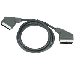 1.5m Scart to Scart Cable - Tesco Value