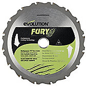Evolution Fury 185mm Replacement Blade