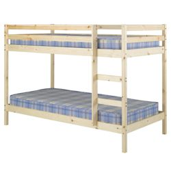 Ashley Pine Twin Bunk Bed
