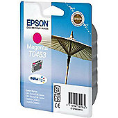 Epson T0453 printer ink cartridge - Magenta