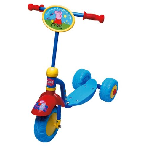 Peppa Pig Scooter Colours Vary