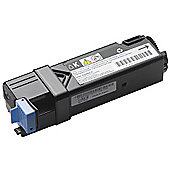 Dell Standard Capacity Black Toner (Yield 1,000 Pages) for Dell 1320C Colour Laser Printers