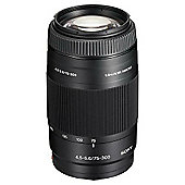 Sony SAL75300 75-300mm Lens for Alpha Camera