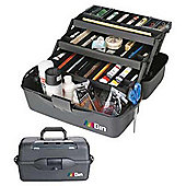 "Artbin Essential 3 Tray Xl/Black 10.3"" x 20"" x 10.25"""