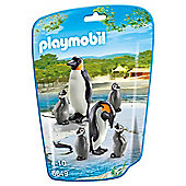 Playmobil 6649 City Life Zoo Penguin Family