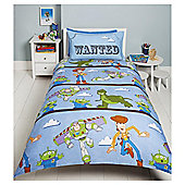Disney Toy Story Duvet Set, Single TESCO EXCLUSIVE