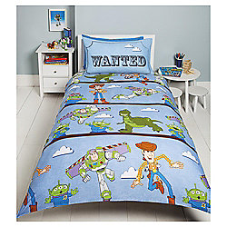 Disney Toy Story Single Duvet Set TESCO EXCLUSIVE