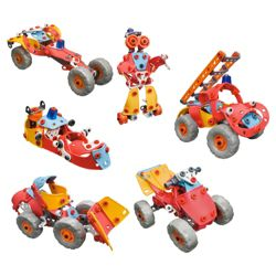Meccano Build & Play Fire Truck