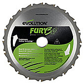 Evolution Fury 3 210mm Replacement Blade