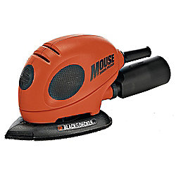 Black & Decker 230V Corded Mouse Detail Sander KA161BC