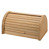 Tesco Wood Bread Bin