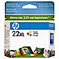 HP 22 XL Printer Ink Cartridge - Tri-colour (C9352CE)