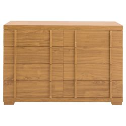 Brandon 8 Drawer Chest, Oak-Effect