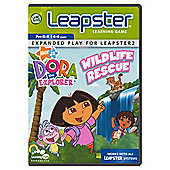 LeapFrog Leapster Dora The Explorer Learning Game