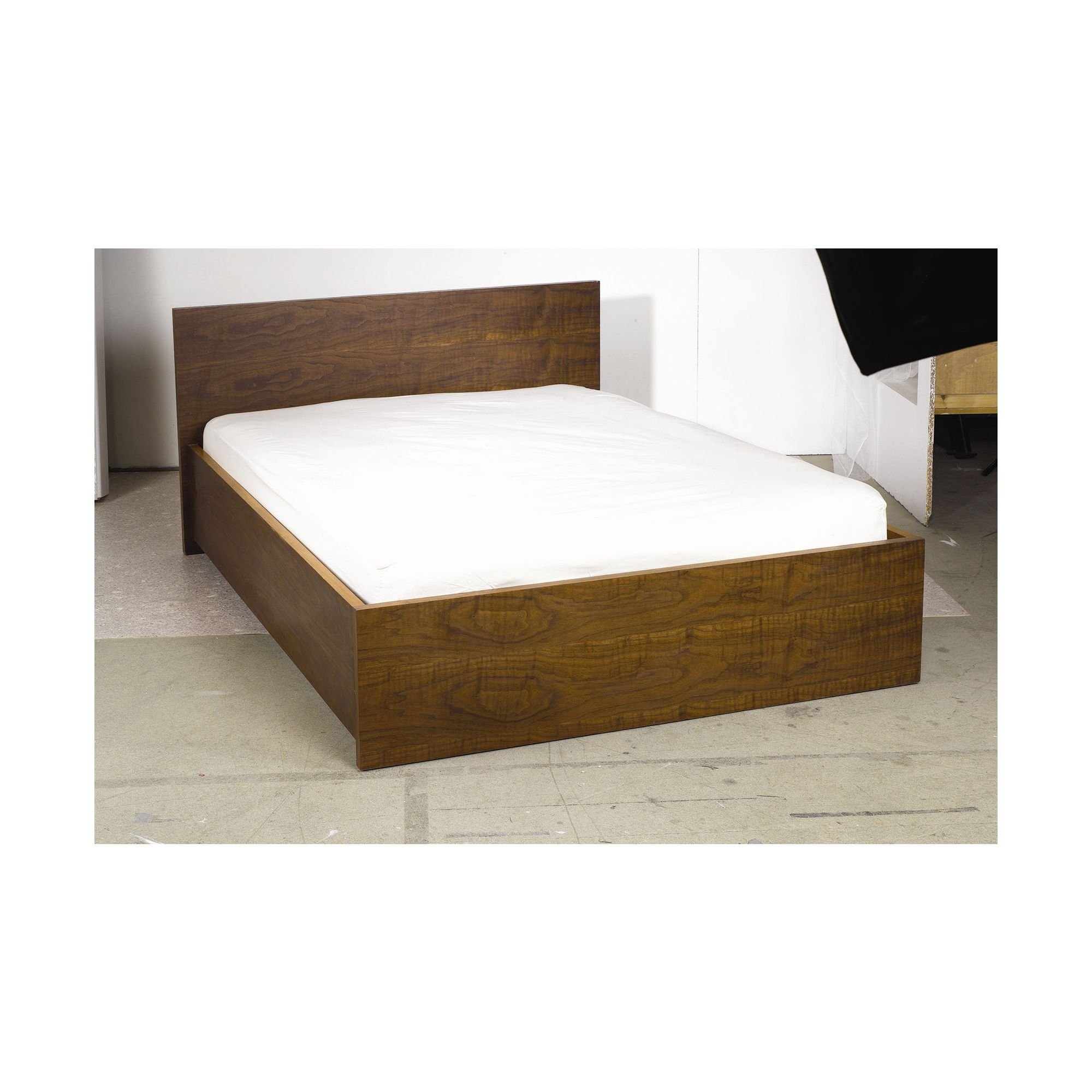 Home Zone Halvern Bed Frame - Double at Tesco Direct