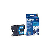 Brother LC980C printer ink cartridge - Cyan