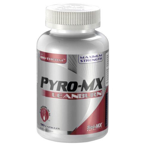 Sci-MX Pyro-MX Leanburn 90 Caps