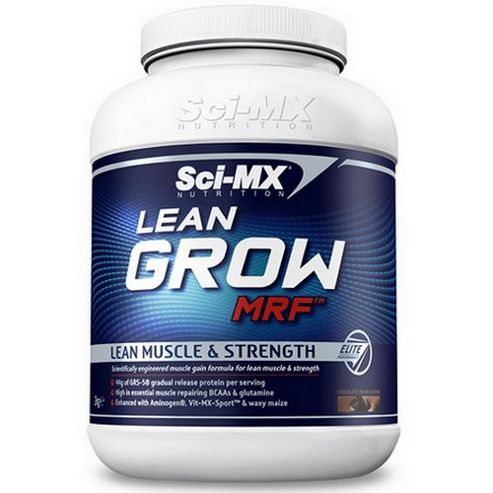 Sci-MX Lean Grow MRF 2kg Chocolate