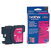 Brother LC980M Magenta Inkjet Cartridge (Yield 260 Pages)