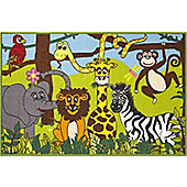 Jungle Rug 80 x 120 cm
