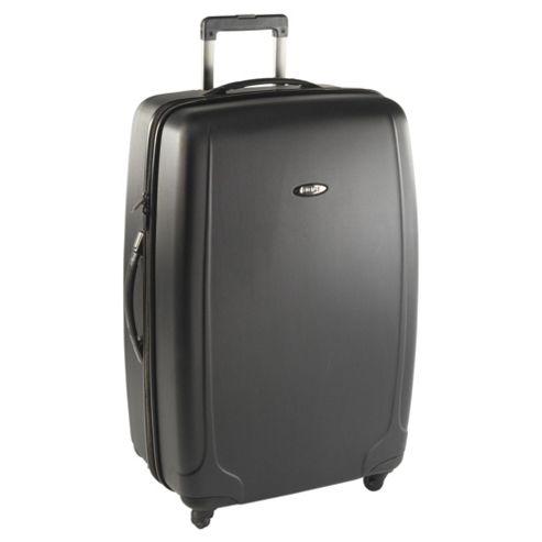 Revelation by Antler Cortona 2-Wheel Hard Shell Suitcase, Black Medium