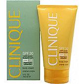 Clinique Body Cream with Solar Smart SPF30 150ml