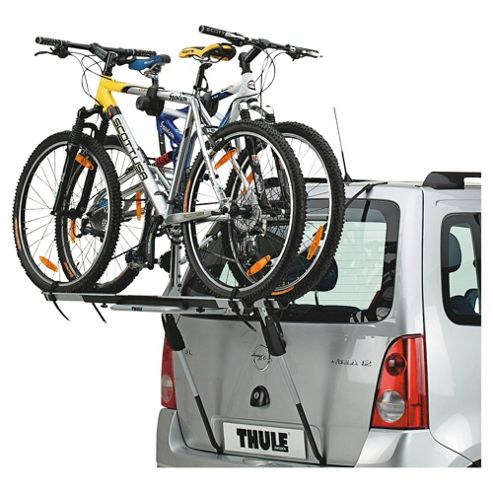 Thule ClipOn High Rear mounted Cycle Carrier for Two Bikes