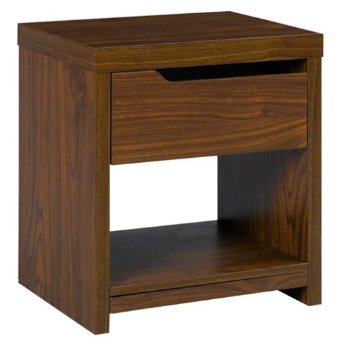 Buy seattle side table walnut effect from our console lamp tables range Walnut effect living room furniture