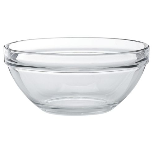 Tesco Large Glass Bowl