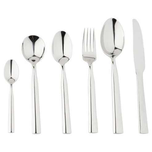 Tesco Finest 42 piece, 8 Person Canteen Cutlery Set