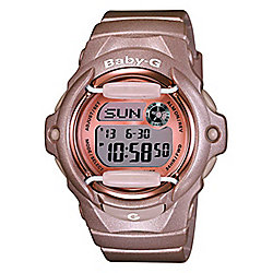 Casio Baby-G Ladies Resin World Time Watch BG-169G-4ER