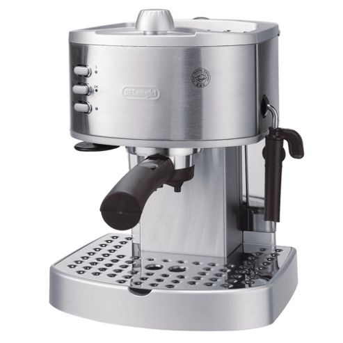 DeLonghi EC330S Multi Beverage Coffee Machine - Stainless Steel