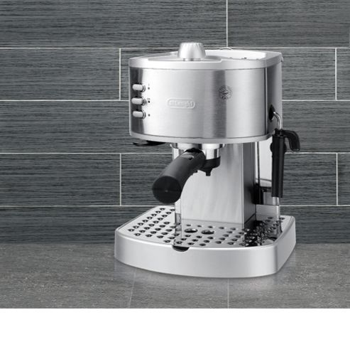 Delonghi Coffee Maker Ec330s User Guide : Buy DeLonghi EC330S Multi Beverage Coffee Machine - Stainless Steel from our Espresso Machines ...