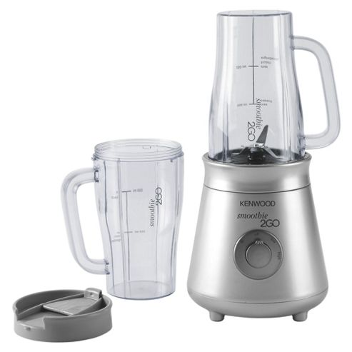 Kenwood Smoothie 2Go SBO 55 - Silver