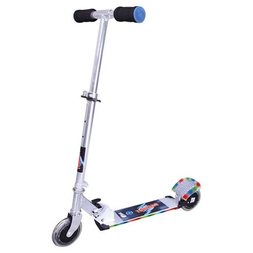 Ozbozz Flashing Tornado 2-Wheel Scooter