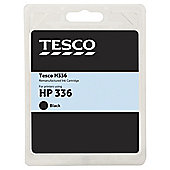 Tesco H190 Black Printer Ink Cartridge (Compatible with printers using HP 336 Cartridge)