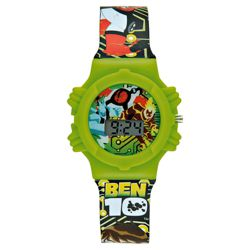 Ben 10 Watch And Clock Set