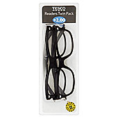 Tesco Reading Glasses Twin Pack 2.0