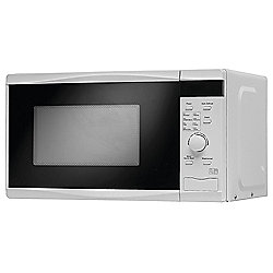 Tesco Solo Microwave MT08 Touch 17L, Black and White