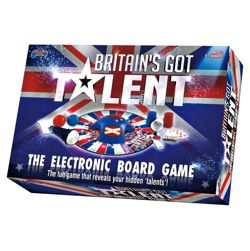 Britain'S Got Talent Electronic Board Game