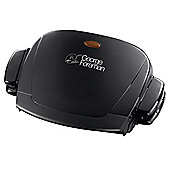 George Foreman 14066 removable plate 3 Portion grill