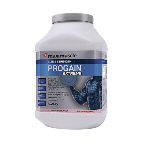Maximuscle Progain Extreme 2083g Strawberry