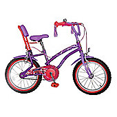 "Hannah Montanah 16"" Kids' Bike"